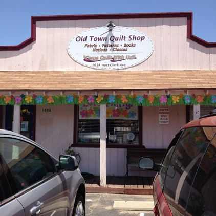 Old Town Quilt Shop, Orcutt, CA