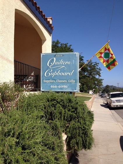 Quilter's Cupboard, Atascadero, CA