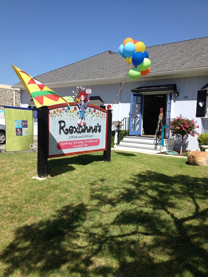 Roxanne's A Wish and a Dream, Carpinteria, CA