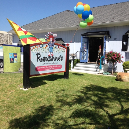 Roxanne's A Wish and a Dream, Carpinteria, CA