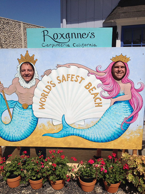 The quilting mermaids!