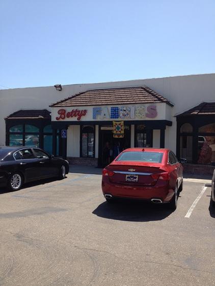 Betty's Fabrics, San Luis Obispo, CA
