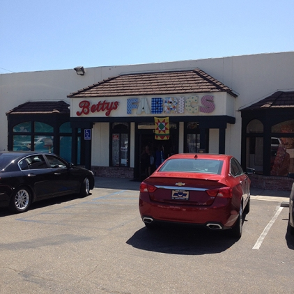 Betty's Fabrics, San Luis Obispo, CA