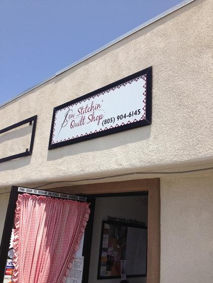 Sew Stitchin', Grover Beach, CA
