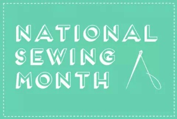 sewing month