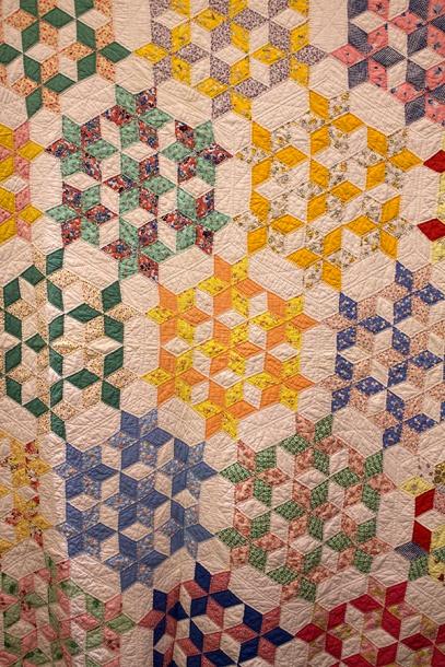 Diamonds and Triangles, Pat Yamin