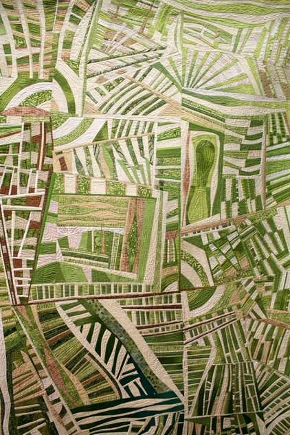 A View From Above, Sheila Frampton Cooper