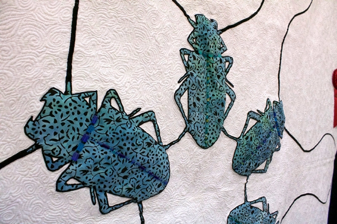 Beetlemania, detail