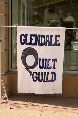 Glendale Quilt Guild Show 2015