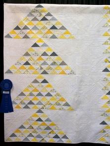Triangles, Georganna Hawley (Congratulations Georganna!)