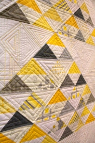 Triangles, detail