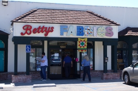 Betty's Fabrics