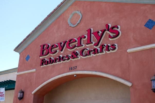 Beverly's Fabrics & Crafts