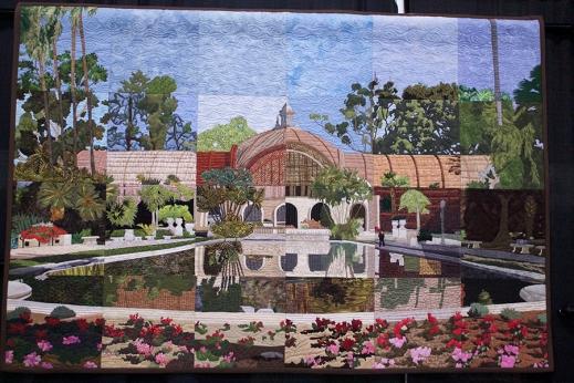 The Botanical Gardens of Balboa Park, Bobbin Buddies Friendship Group