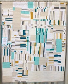 Intermingle, North Jersey Modern Quilt Guild