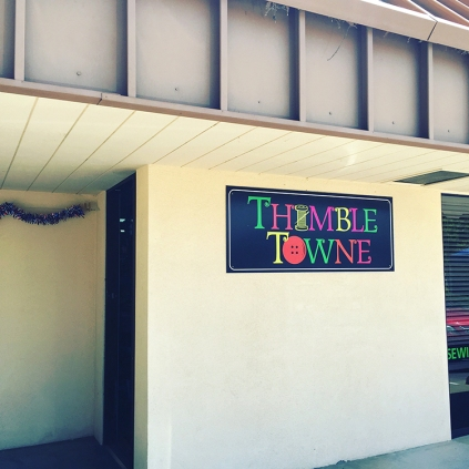 Thimble Towne, Visalia, CA