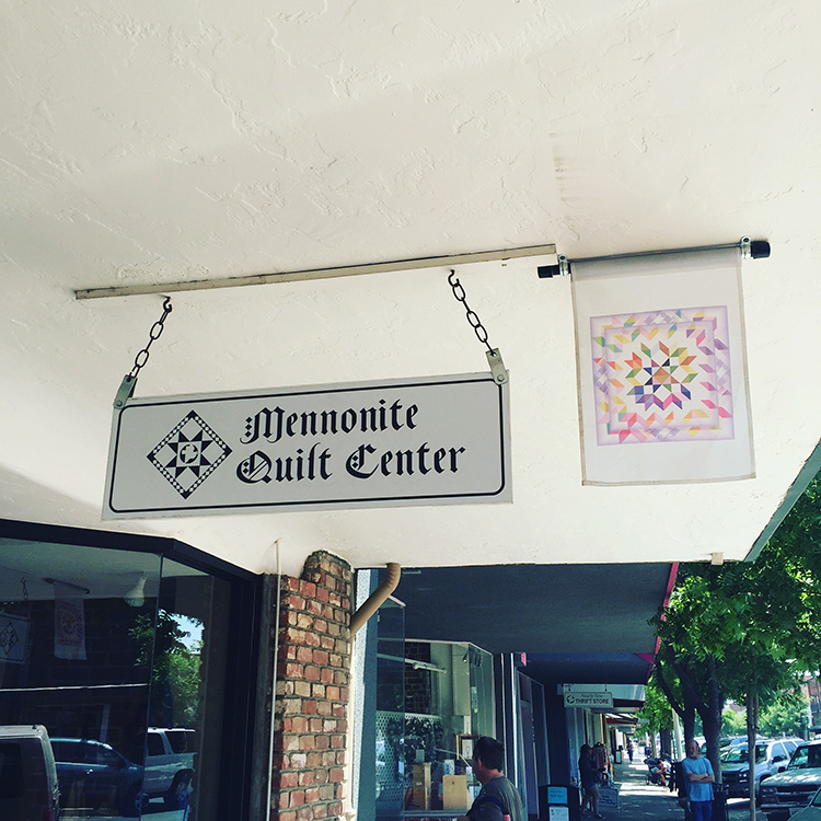 Mennonite Quilt Center, Reedley, CA