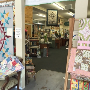 Mennonite Quilt Center, Reedley, CA