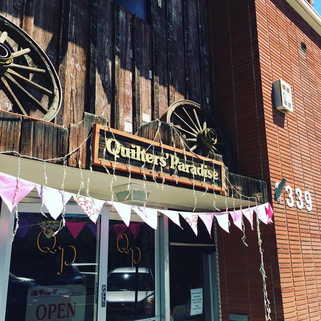 Quilter's Paradise, Clovis, CA