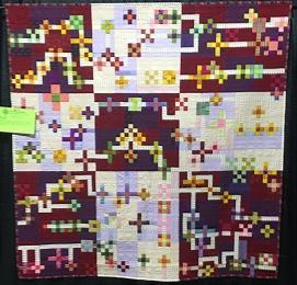 A Maze of Nines, Allison Lockwood