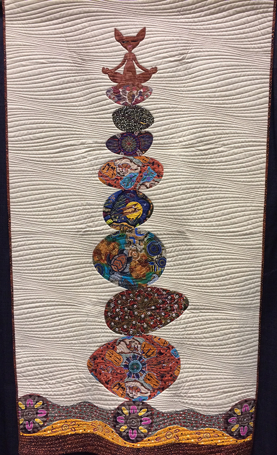 Aussie Zen, Karen L. Moss, Gaithersburg, MD