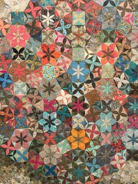 Wonderful World, Maker/Quilter: Karen K. Stone, Southlake, TX