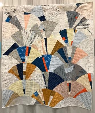 IMPROVISATION, Five, Arita Rai, Vancouver Modern Quilt Guild