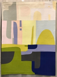 IMPROVISATION, Ode to Cecil, Leslie Tucker Jenison, San Antonio Modern Quilt Guild