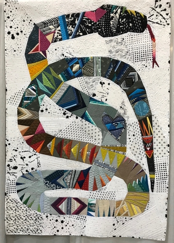 PIECING, Hiss, Sarah Sharp, Carmel, Indiana, Individual Member