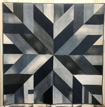 HANDWORK, Blue Giant, 1st Place Winner, Tara Glastonbury, Dulwich Hill, New South Wales, Australia, Sydney Modern Quilt Guild