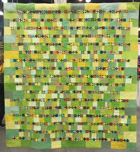 BEST MACHINE QUILTING FRAMELESS, Happy Dance, Sandra Kaye, Jacksonville, Florida, Individual Member