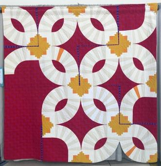 Pickle Platter, Los Angeles Modern Quilt Guild