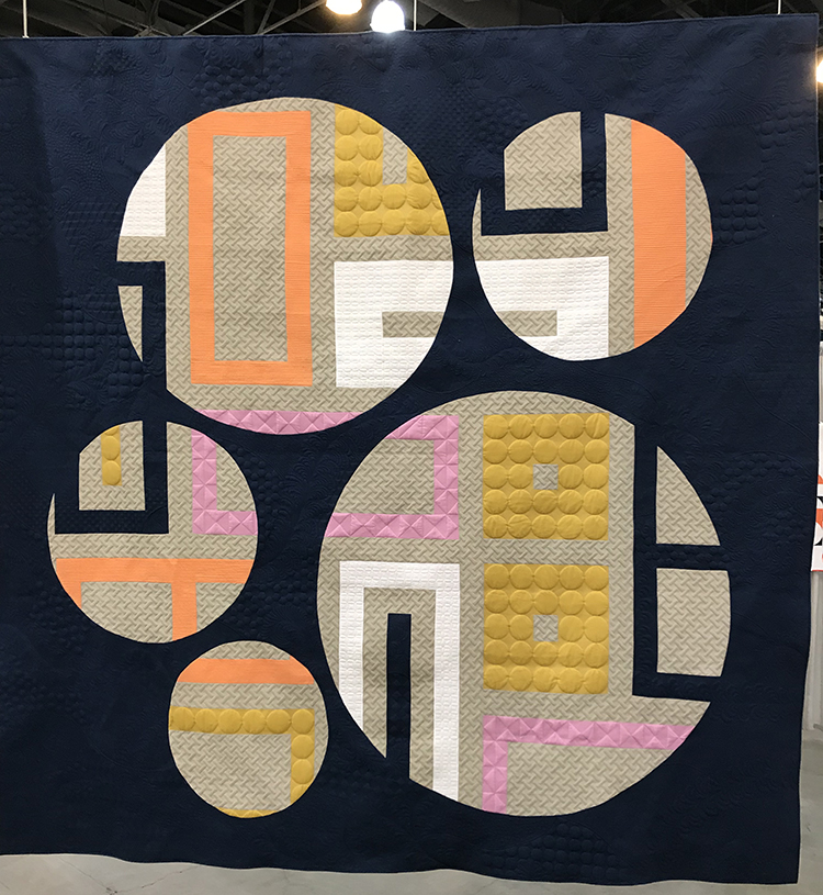 QUILTCON GIVEAWAY, Designed and pieced by Hillary Goodwin, Quilted by Rachael Dorr