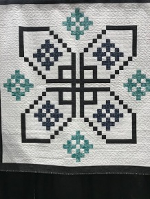 Celtic Crossroads, Harriet Bollig, Quilts of Iceland