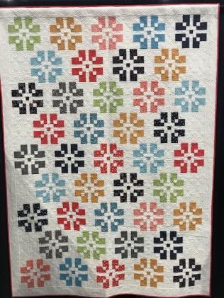 Halldora, Harriet Bollig, Quilts of Iceland