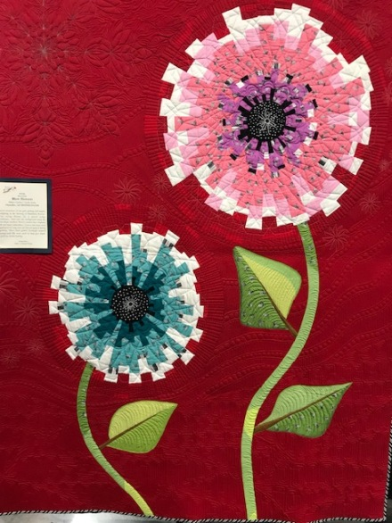 Blow Flowers, Cindy Stohn, Chandler, AZ