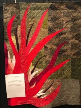 In the Heat of Passion Flower, Christine Castano, San Pedro, CA